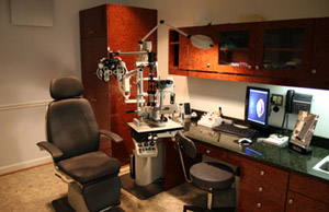 About The Eye Center